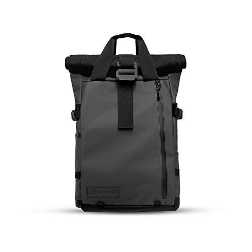 PRVKE Travel and DSLR Camera Backpack with Laptop/Tablet Sleeve and Rain Cover - Rugged Photography...