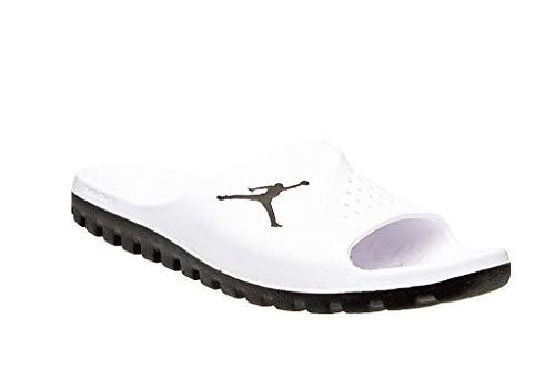 Nike Herren Jordan SUPER.Fly TM SLD 2 GRPC Sneaker, Mehrfarbig (White/Black-Pure Platinum 110), 46 EU