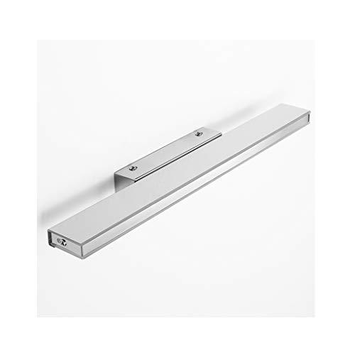 Spiegel Voorlicht - Moderne Minimalistische LED Waterdichte Anti-Fog Badkamer Spiegel Wandlamp Spiegelkast Licht (Editie : Wit Licht)