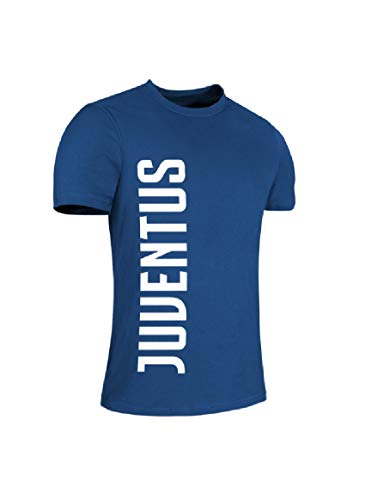 F.C. Juventus T-Shirt Maglietta Ufficiale (150 gr) - Bambino/Ragazzo - Varie Taglie Disponibili (12 Anni)