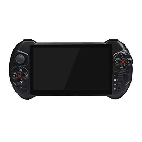 Fesjoy X15 - Consola de videojuegos portátil con WiFi, pantalla táctil de 5,5 pulgadas, MTK8163 Quad-Core 2G-RAM, 32G-ROM, ranura para tarjeta TF, conexión BT