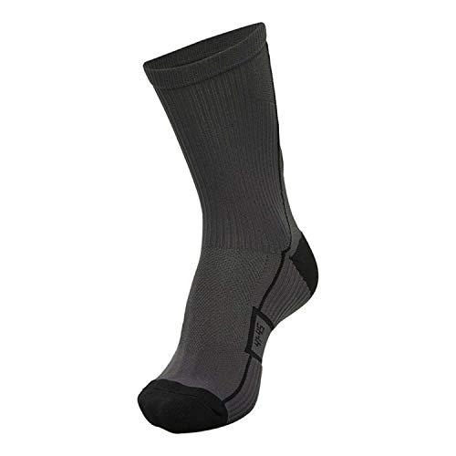hummel Court Indoor Sock Chaussettes basses pour homme S Gris