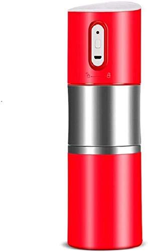 Espresso machine Duurzaam lichtgewicht elektrische koffiemolen USB opladen Koffiemolen Vintage kruiden Grinder Handslinger Koffie Draagbaar en compact Coffee Cup Geniet van vers gemalen koffie