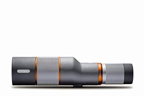 Maven S.2 12-50 mm FL Spotting Scope Gray/Orange