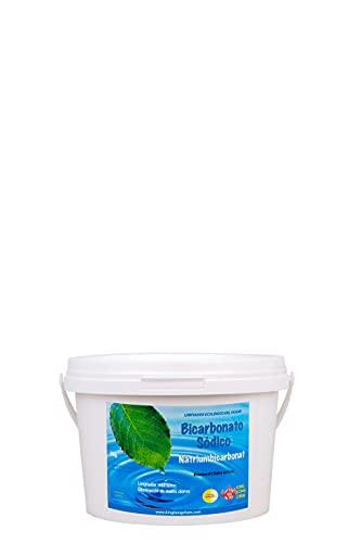 BICARBONATO DE SODIO 3 KG - Limpiador Ecológico Hogar