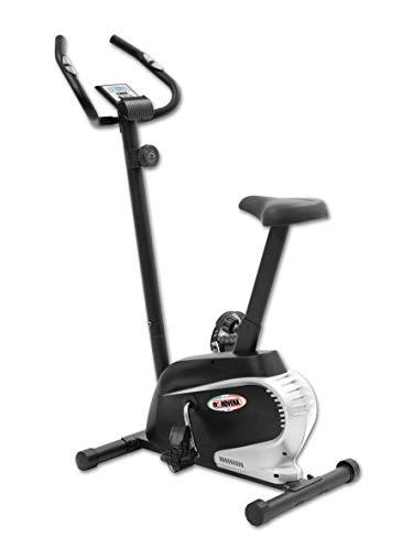 Rovera Cyclette Magnetica ARIS con Cardio, grigio