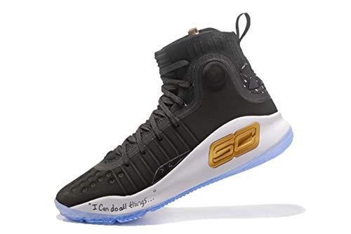 Bazi Sport Men's UA Sports Basketball Curry 4 Shoes 8 M US