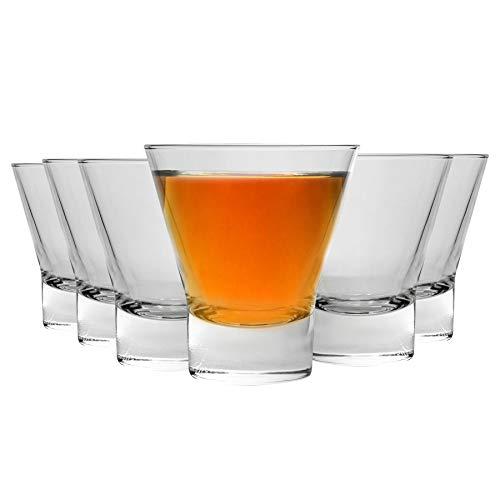 Bormioli Rocco Verres Tumbler Ypsilon - Eau/Whisky - 340 ML - Lot de 12