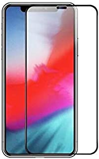 6D Explosion-proof full-cover tempered glass for iPhone XS/iPhone X 5.8 inch screen protector with black frame used Safety...