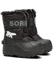 Sorel Toddler Snow Commander, Botas de Invierno Unisex niños