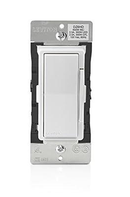 Leviton Decora smart with Z-Wave Plus Technology