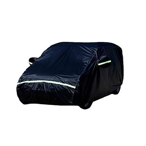Autoplanen & Garag Wasserdichte Baumwolltuch Autoabdeckung Kompatibel mit Nissan March Juke Qashqai X-Trail Kicks GTR 370Z 350Z Murano Sunproof Plane Ganzkörperabdeckung ( Color : Juke )