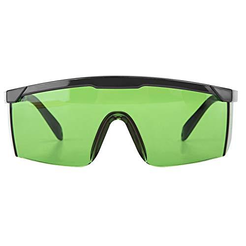 Protección ocular láser, gafas de seguridad UV, cómodas de llevar, anti arco eléctrico, gafas, para mujeres y hombres