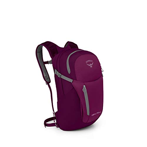 Osprey Daylite Plus Daypack, Eggplant Purple, (Prior Season)