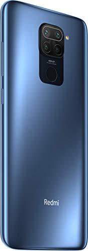 "Xiaomi Redmi Note 9 Smartphone 3GB 64GB 48MP Quad Kamera Hotshot 6.53"" FHD+ DotDisplay 5020 mAh 3.5mm Headphone Jack NFC Grau - 6"