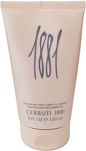 Cerruti 1881 femme / donna, gel doccia da 150 ml