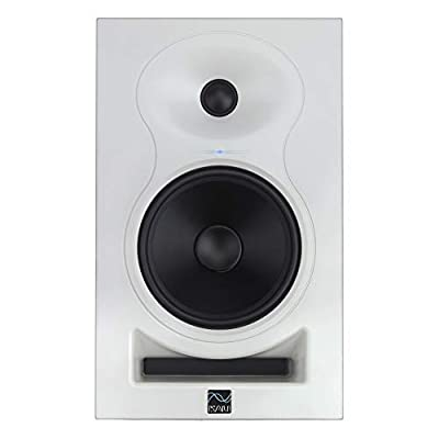 "Kali Audio LP-6 Professional 6.5"" Active Near Field Studio Monitor Speaker, Limited Edition white (single) by Kali Audio"