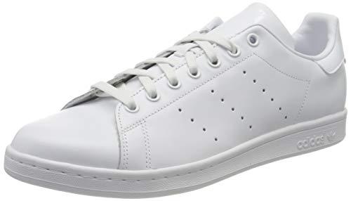 Adidas Originals Stan Smith', Sneaker Basse Homme, Blanc Ftwr White Ftwr White Ftwr White, 36 2/3 EU