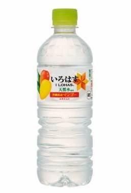 『コカ・コーラ い・ろ・は・す マンゴー 555ml×12本』のトップ画像