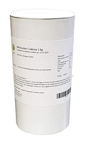 Milchzucker/Laktose 1 kg - Texturoptimierung - Cremigkeit