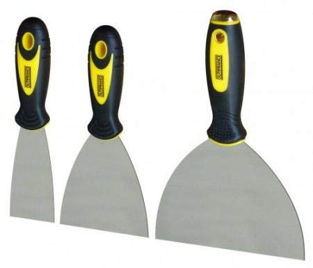 Outifrance - Couteau de peintre 50 mm, manche bi-matière Outifrance