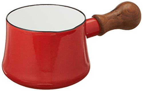 Dansk 834296 Chili Red Kobenstyle Butter Warmer, 1.35 LB