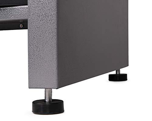 Ondis24 Werkbank Werktisch Werkstatteinrichtung mit Schublade und Tür abschließbar 60 x 60 cm Arbeitshöhe 85 cm - 6