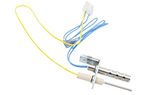 9004448105 - A.O. Smith Upgraded Silicon Nitride Replacement Water Heater Ignitor Igniter & Flame Sensor Assembly