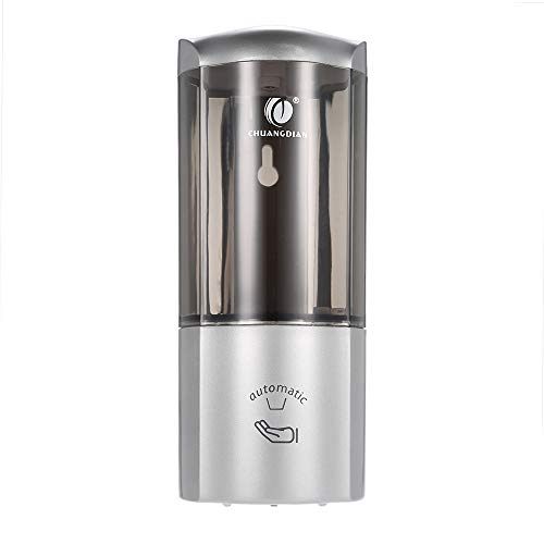 Anself CHUANGDIAN 500ml Wall Mount Manual Soap Dispenser Liquid Shampoo Shower Gel Hand Dispenser...