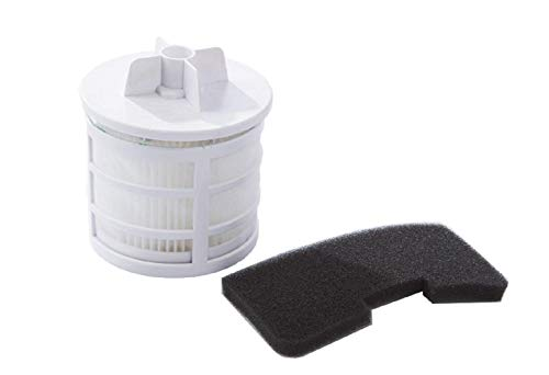 Kit de filtros de zinc U66 para aspiradora Hoover Sprint Evo Whirlwind
