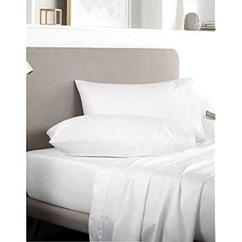 Par de fundas de almohada de lujo Rayyan Linen de algodón egipcio ...