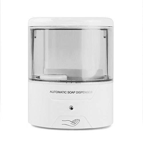 Neckip Automatische Zeep Dispenser Sensor Zeep Dispenser Batterij-aangedreven 600ML Wandmontage Automatische Infrarood Sensor Zeep Dispenser Foam Telefoon Washer
