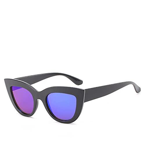 ShFhhwrl Clásico Gafas De Sol Gafas De Sol Anti-Luz Azul Uv400 Gafas De Sol De Caja Grande Gafas De Sol Deslumbrantes Gafas De Mo