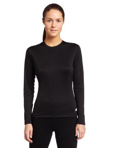 Hot Chillys peachskins Fonctionnel pour Femme XL Noir - Noir