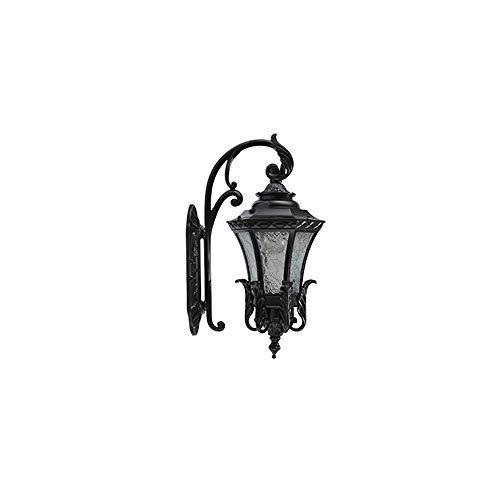 Hdmy Applique Da Esterno Rustico Country Vintage Di Lusso Impermeabile Lanterna A Muro Casa Balcone Villa Doorway Giardino Applique Da Parete Lampada Da Parete Esterna Europea Impermeabile