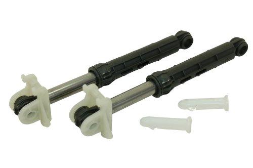 Ariston Bomann Creda FAGOR Hotpoint Indesit machine à laver jambe de suspension (paire). Numéro de pièce authentique C00271755