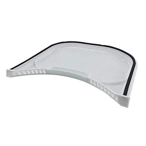 MERIGLARE Accesorios para Secadora Filtro de Colador de Pelusa de Repuesto para Secador LG Electronics 5231EL1003B