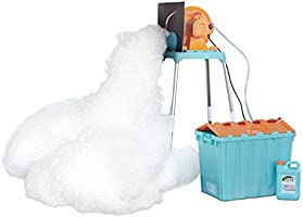 Little Tikes FOAMO Foam Machine is an Easy-to-Assemble Foam Making Toy Perfect for Birthdays, Celebrations or Any Day...