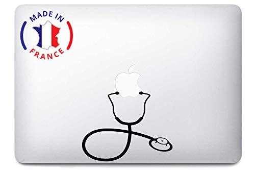 Le sticker pour MacBook Stéthoscope