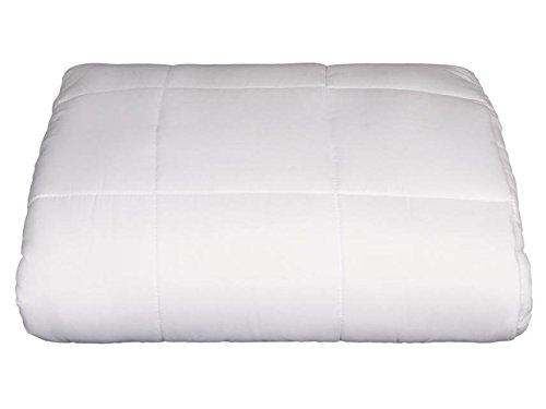 REVITEX - Relleno Nórdico 4 Estaciones Blanco - Cama 105 (180x220cm) - Duo 120 g/m²+220 g/m²