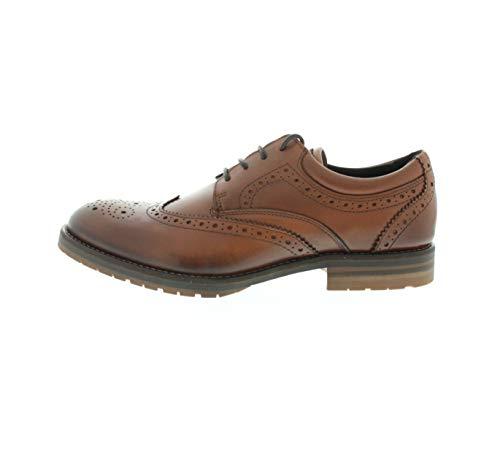 Coxx Borba Camel MINFUSA10001 Chaussures basses à lacets pour homme - Marron - camel, 45 EU