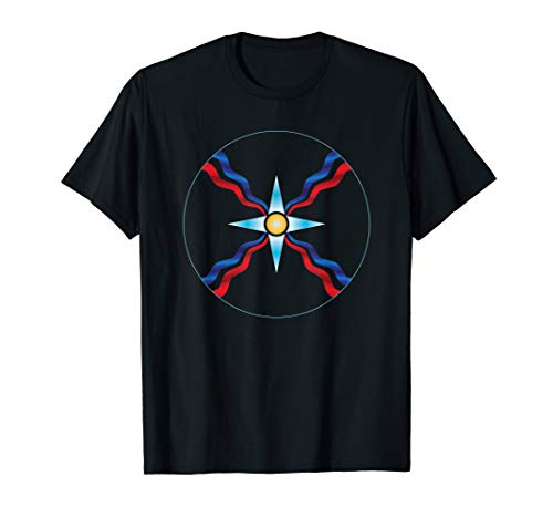 Assyria Nation Flag T-Shirt