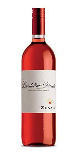 Confezione da 6 Bottiglie Vino Rosato Bardolino Chiaretto DOC ZENATO