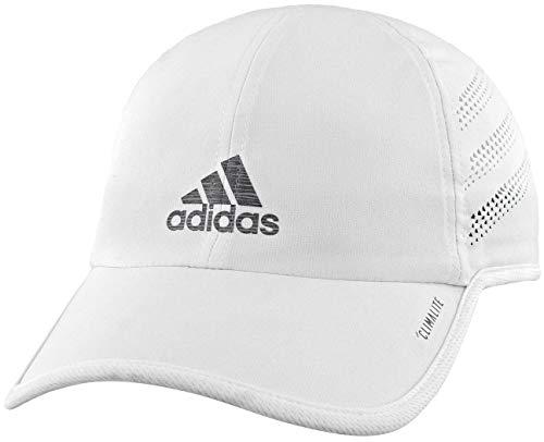 adidas Men's Superlite Pro Cap, White/Silver Reflective, ONE SIZE
