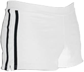 Pizzazz Performance Wear Special price 1400 Spirit Max 43% OFF Stripe Adult Short