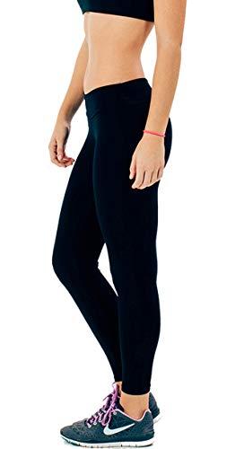 PuraKai Women's Organic Cotton Yoga Pants Made in...
