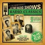 Image: Radio Classics: Old Time Radio Shows (Original Radio Broadcasts Collector Series) | Audio CD – Box set | by Various (Artist). Publisher: Nostalgia Ventures; Unabridged edition (May 1, 2004)
