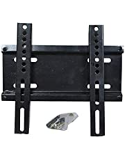 Crystonics Universal Wall Mount/Bracket Stand for 14 inch to 32 inch LCD & LED TV Fixed TV Mount