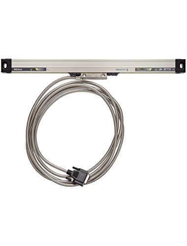 KAIBINY Herramienta de Torno de 539-805 12'/ 300mm IP67 AT715 Escala Lineal