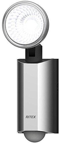 ムサシ RITEX 10W LED多機能型センサーライト 「コンセント式」 LED-AC1510